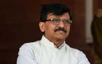 'No need to shed tears, why is Dubey's encounter by cops being questioned', says Shiv Sena's Sanjay Raut