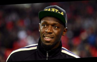 Usain Bolt on How He Decided to Name His Baby Olympia Lightning Bolt