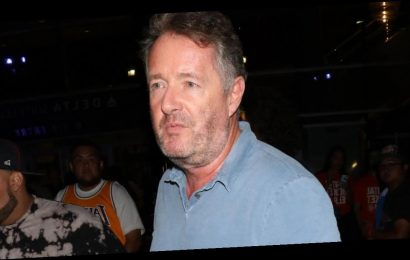 Piers Morgan slams 'd**khead pranksters' for contacting his famous friends as he's hit by death hoax