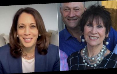 The truth about Kamala Harris' relationship with her mother-in-law