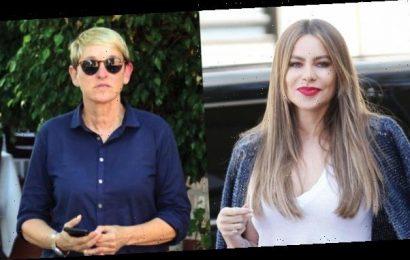 Sofia Vergara Defends Ellen DeGeneres & Admits She Was Never A 'Victim' Of Her Jokes