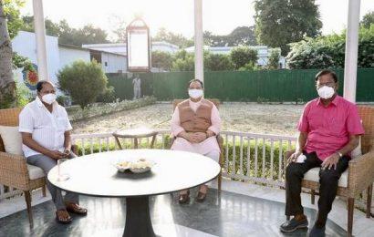 DMK suspends MLA Selvam from party