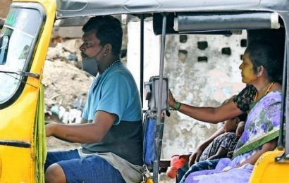 Compliance with mask norm still lacking in Chennai's northern parts