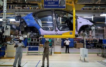 Automakers let go of contractual workers as slowdown bites