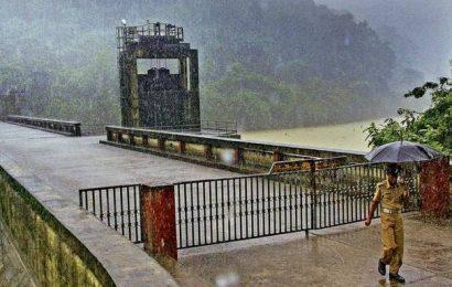 Kerala rains | Pathanamthitta on the edge as Pampa dam opens