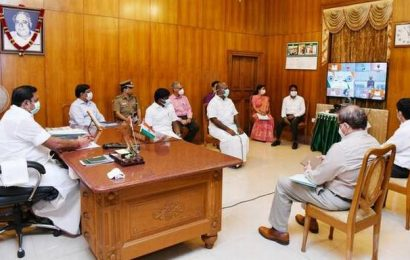 Fund 50% of COVID-19 test costs from PM-CARES funds, Tamil Nadu Chief Minister requests PM Modi