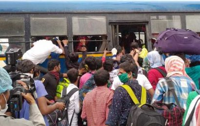 'We are trying to give migrant workers more bargaining power'