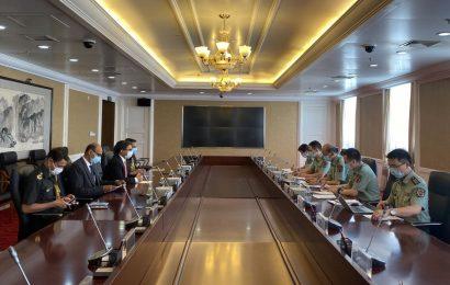 India briefs senior PLA General on Ladakh situation