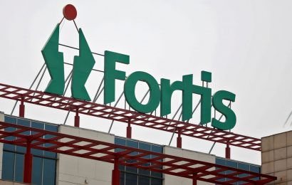 Fortis to re-brand itself as Parkway