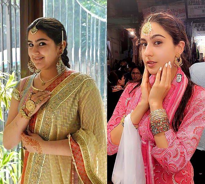 Sara ka saara to aadha! How Sara Ali Khan lost weight