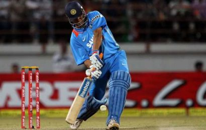'World cricket will miss the helicopter shots, Mahi'