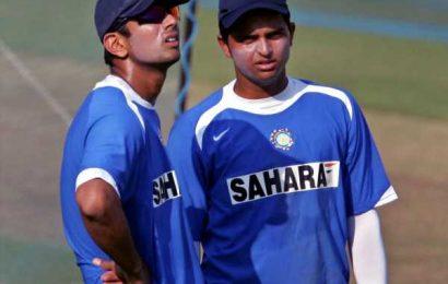 SEE: Dravid hails 'terrific team man' Raina