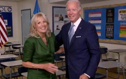 Biden secures Democratic presidential nomination to challenge Trump