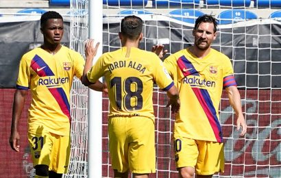 Football Focus: 'Messi needs Barca and Barca needs Messi'