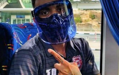 Can you identify this IPL star?