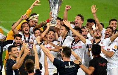 PHOTOS: Sevilla edge Inter to win sixth Europa League title