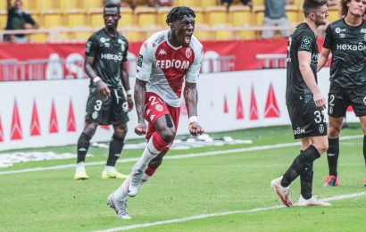Ligue 1 PICS: Monaco kick-off new season with draw