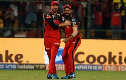 Still plenty to come from De Villiers, Steyn: RCB's Hesson