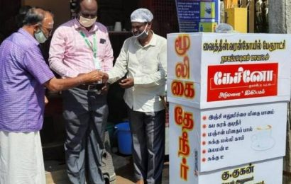 Tea stalls in Vaitheeswaran Koil will now also sell health drinks