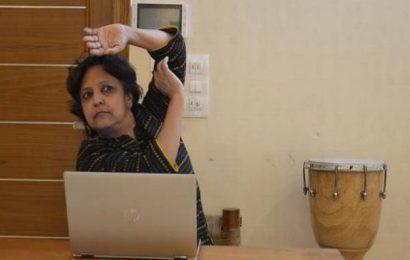 Tripura Kashyap launches virtual dance therapy