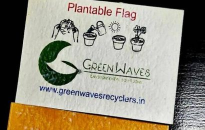 This Vizag-based startup is setting the tone for eco-friendly celebrations this year