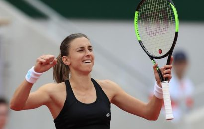 Martic sets up semi-final against Kontaveit at Palermo Open