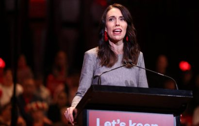 New Zealand's Ardern postpones election to October as coronavirus flares up