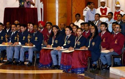 The remote awards: National sports awardees to attend function from various SAI centres