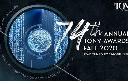 Tony Awards going digital for 2020 ceremony