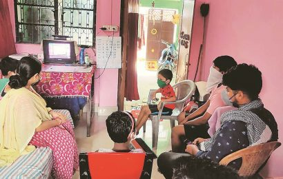 With School TV, Bihar tries a break from online classes