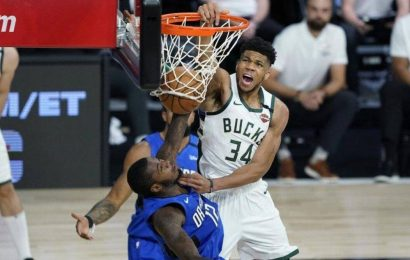 NBA 2020: Milwaukee Bucks bounce back, beat Orlando Magic 111-96 in Game 2 to tie series