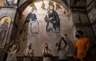 A short history of Istanbul's Chora Museum