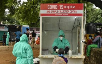 India's single-day count of COVID-19 cases more than that of US, Brazil in past 7 days: WHO data