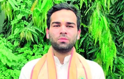 Former BSP MLA's  son meets BJP leaders in Agra, likely to join party