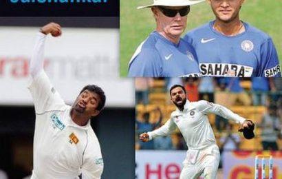 The men who mislead cricket