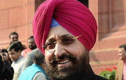 Punjab withdraws police security for Congress Rajya Sabha MP Partap Bajwa