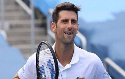 Djokovic cruises into semis where Bautista Agut awaits