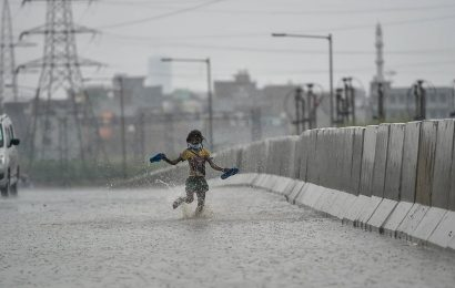 Weather Forecast Today Update: Delhi receives monsoon's heaviest spell; intense showers predicted in Gujarat over next 3 days
