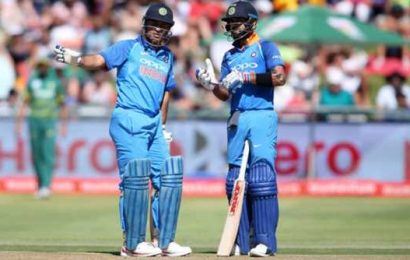 'He called, I put my head down and ran': Virat Kohli posts video showing understanding with MS Dhoni