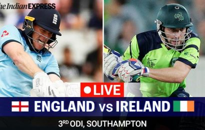 England vs Ireland, 3rd ODI, Live Cricket Score Updates: Roy out for a duck