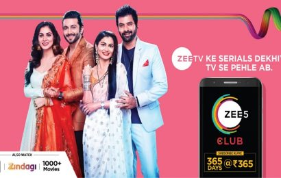 Join ZEE5 Club to watch your favourite TV shows before TV and lots more only at Rs. 365 annually