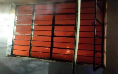 Fire at textile mill in Madurai