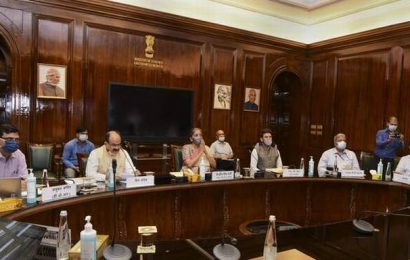 GST Council Meeting Live | Centre gives two options to States on GST compensation