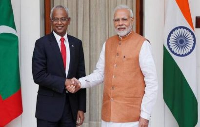 India announces $500 million assistance for mega infra project in Maldives