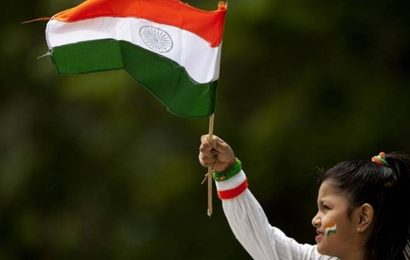 In a 1st, Indian tricolour to be hoisted at iconic Times Square in New York