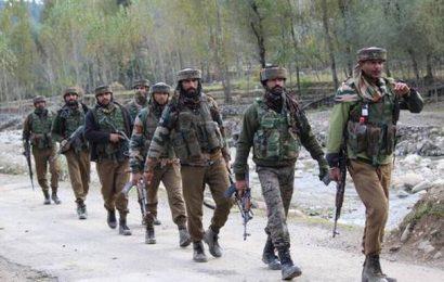 Three suspected militants held in J&K's Kupwara