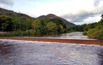 Flooding in Moola Vaigai