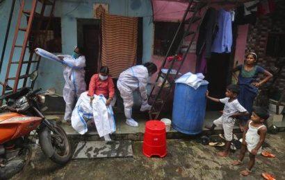 Heavy rain in parts of Mumbai; IMD predicts more showers
