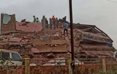 Mahad building collapse, updates   17 hurt, several feared trapped