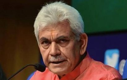 Manoj Sinha's posting brings a politician at the helm of affairs in the Srinagar Raj Bhavan